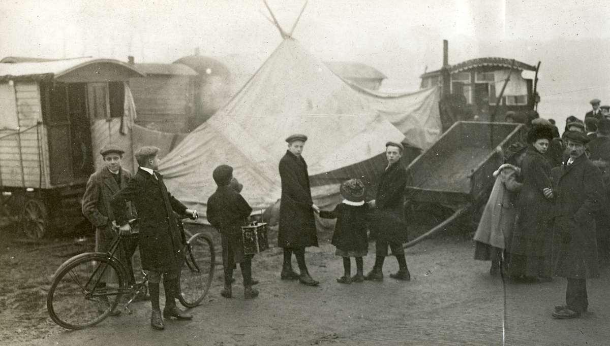 A vida dos ciganos na Europa antes da Segunda Guerra Mundial 24