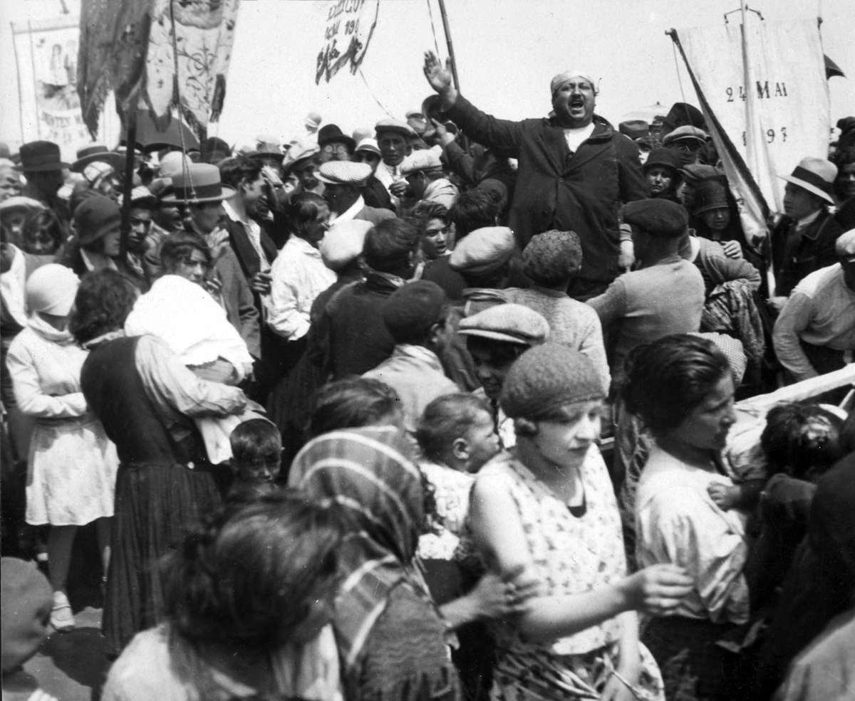 A vida dos ciganos na Europa antes da Segunda Guerra Mundial 27