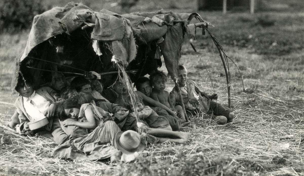 A vida dos ciganos na Europa antes da Segunda Guerra Mundial 30