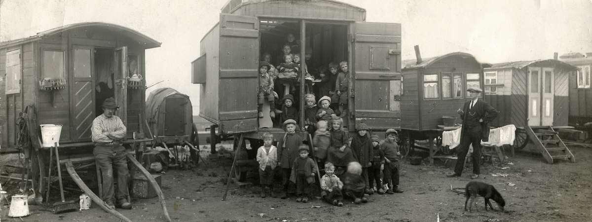 A vida dos ciganos na Europa antes da Segunda Guerra Mundial 35