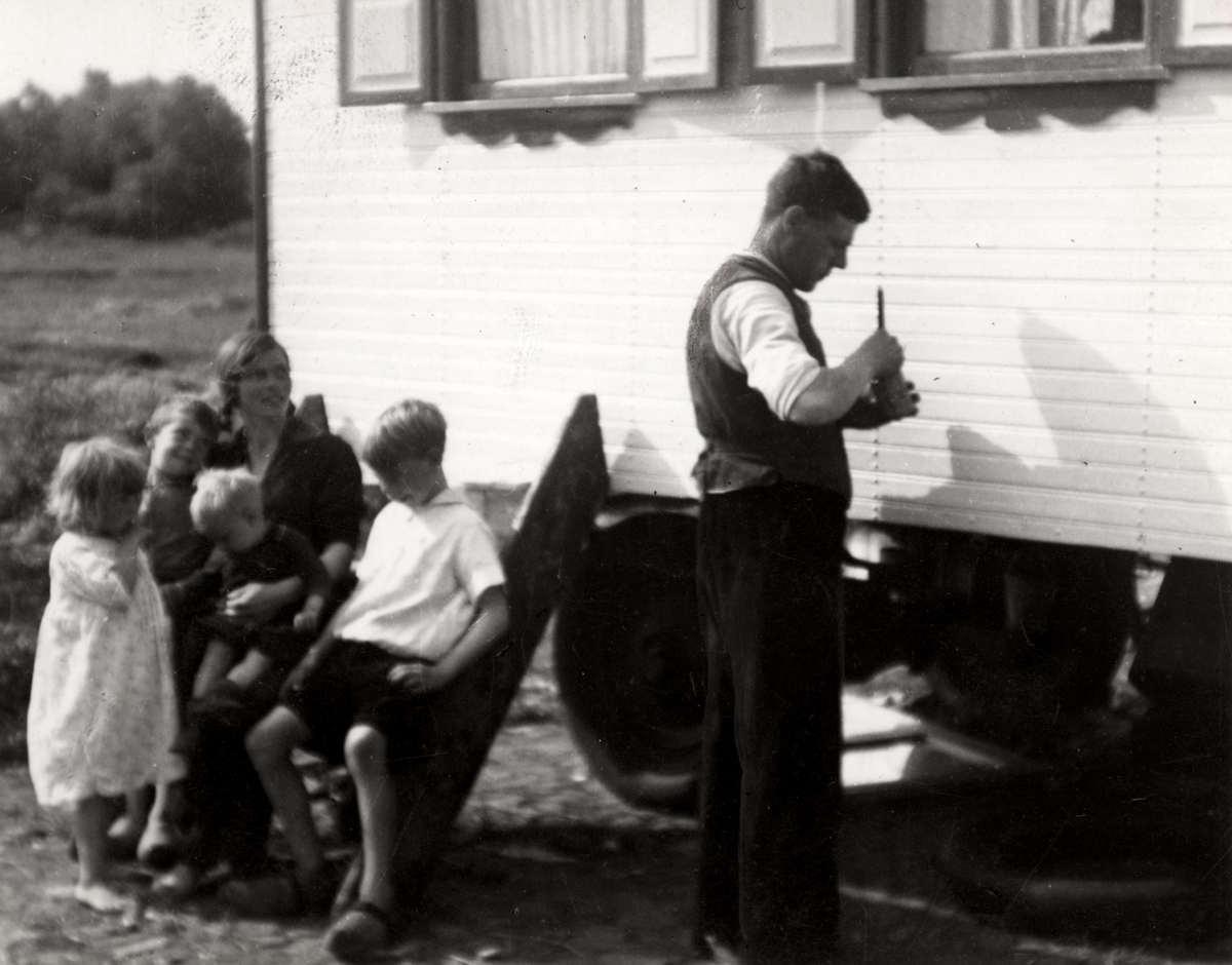A vida dos ciganos na Europa antes da Segunda Guerra Mundial 36