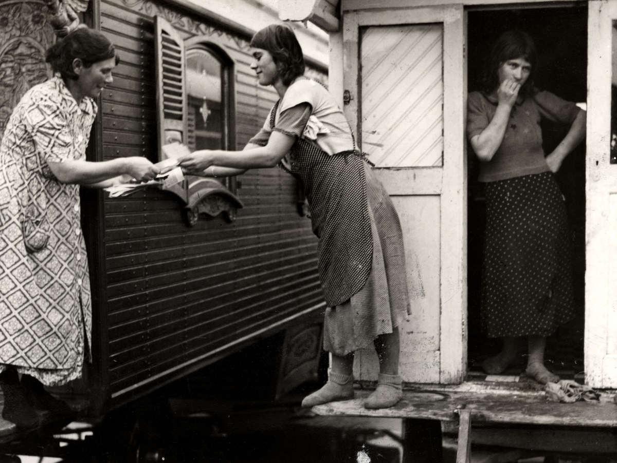 A vida dos ciganos na Europa antes da Segunda Guerra Mundial 38