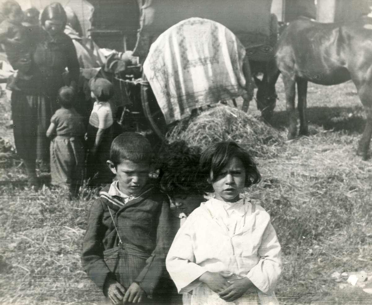 A vida dos ciganos na Europa antes da Segunda Guerra Mundial 41