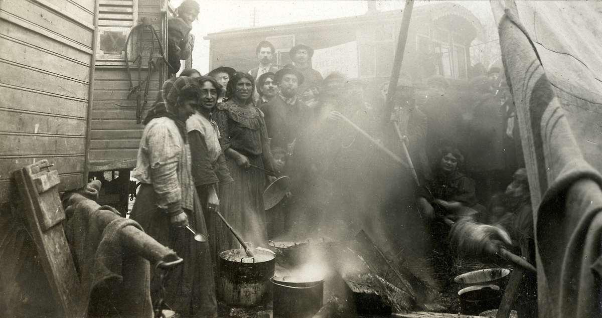 A vida dos ciganos na Europa antes da Segunda Guerra Mundial 43