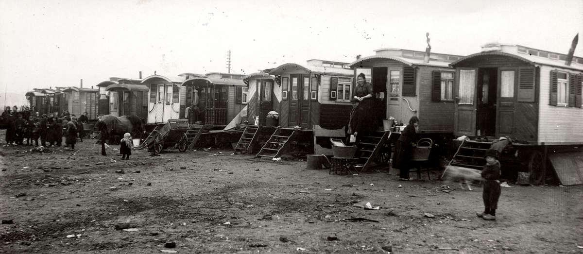 A vida dos ciganos na Europa antes da Segunda Guerra Mundial 44