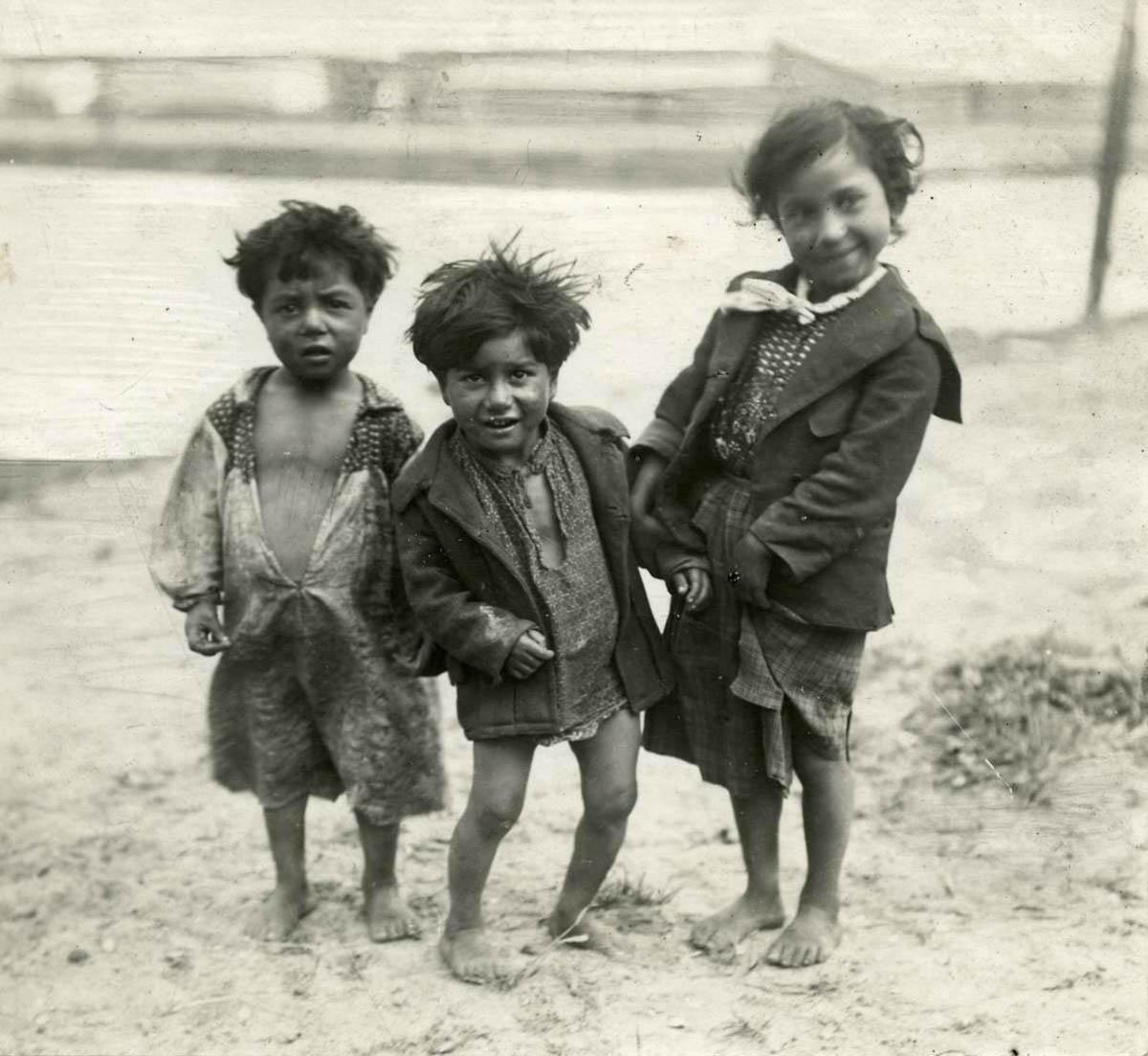 A vida dos ciganos na Europa antes da Segunda Guerra Mundial 45