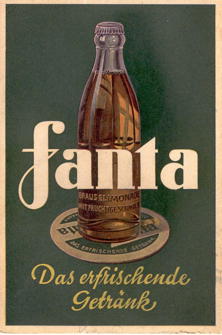 A origem da Fanta ou quando a Coca-Cola cooperou com a Alemanha de Hitler