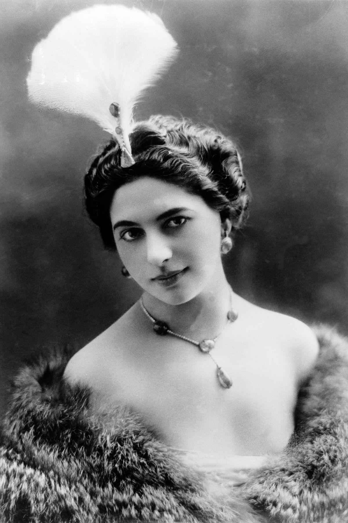 A história dramática de Mata Hari, dançarina exótica e notória espiã da Primeira Guerra Mundial 13