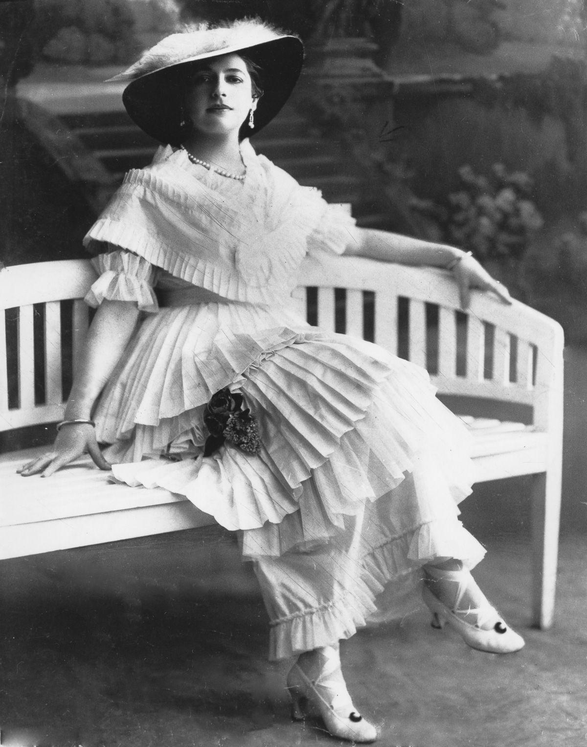A história dramática de Mata Hari, dançarina exótica e notória espiã da Primeira Guerra Mundial 14