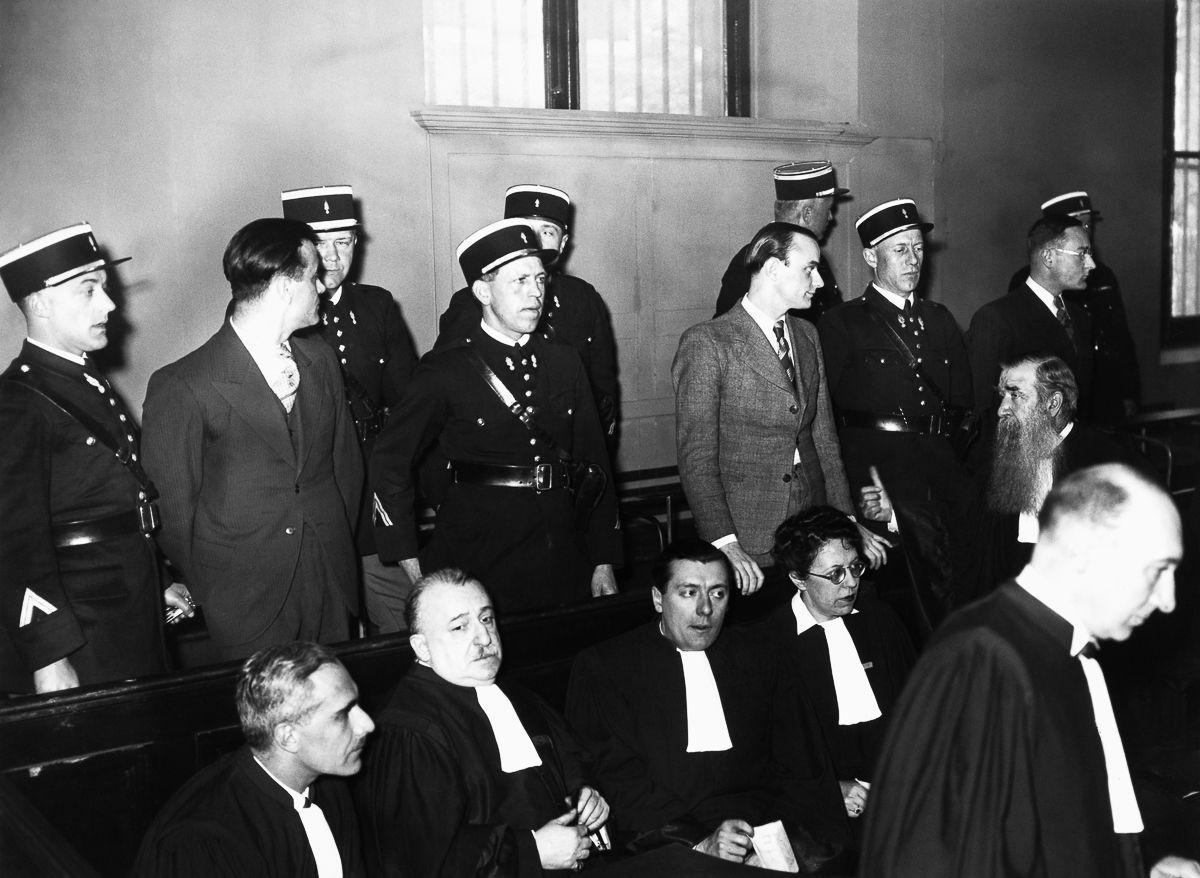 A última execução pública pela guilhotina na França 06
