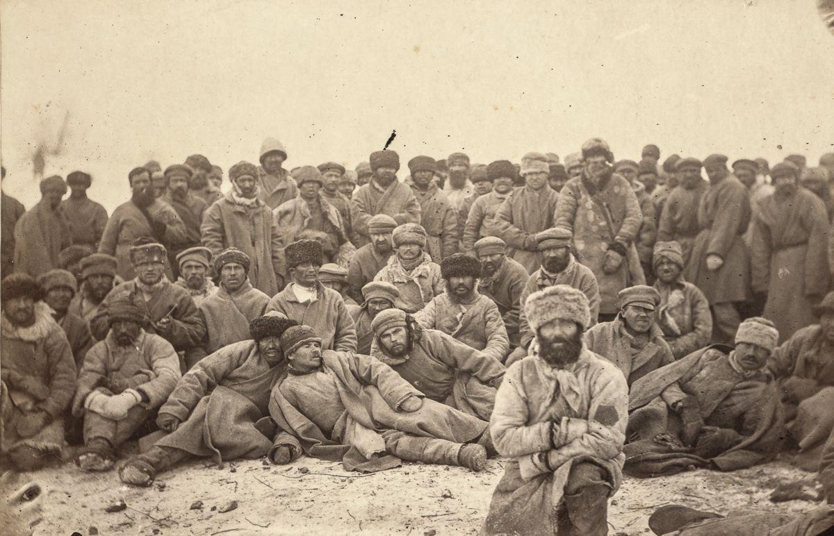 Banidos para a Sibéria: os exilados e condenados da Rússia czarista 01