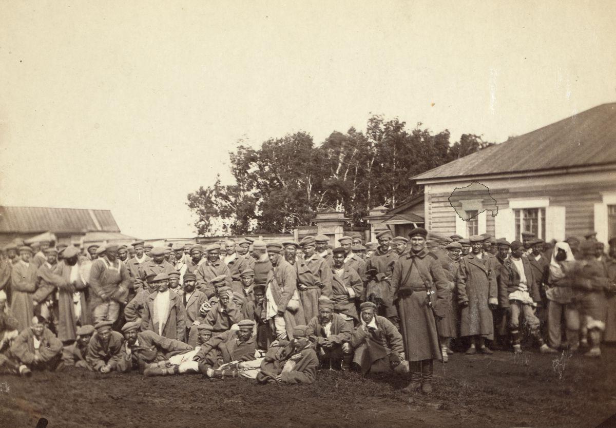 Banidos para a Sibéria: os exilados e condenados da Rússia czarista 03
