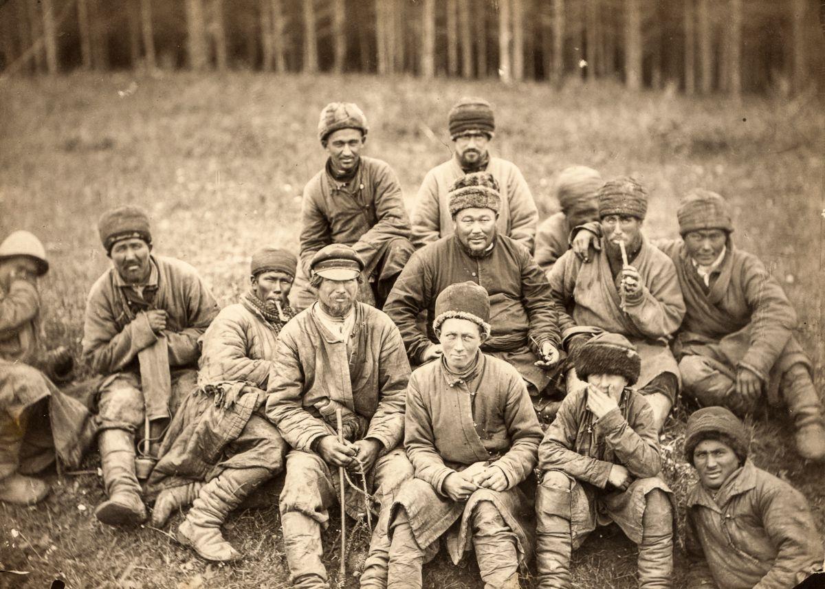 Banidos para a Sibéria: os exilados e condenados da Rússia czarista 06