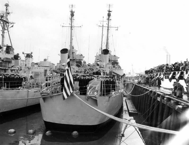 O experimento Philadelphia: a verdadeira história do navio invisível que viajou no tempo