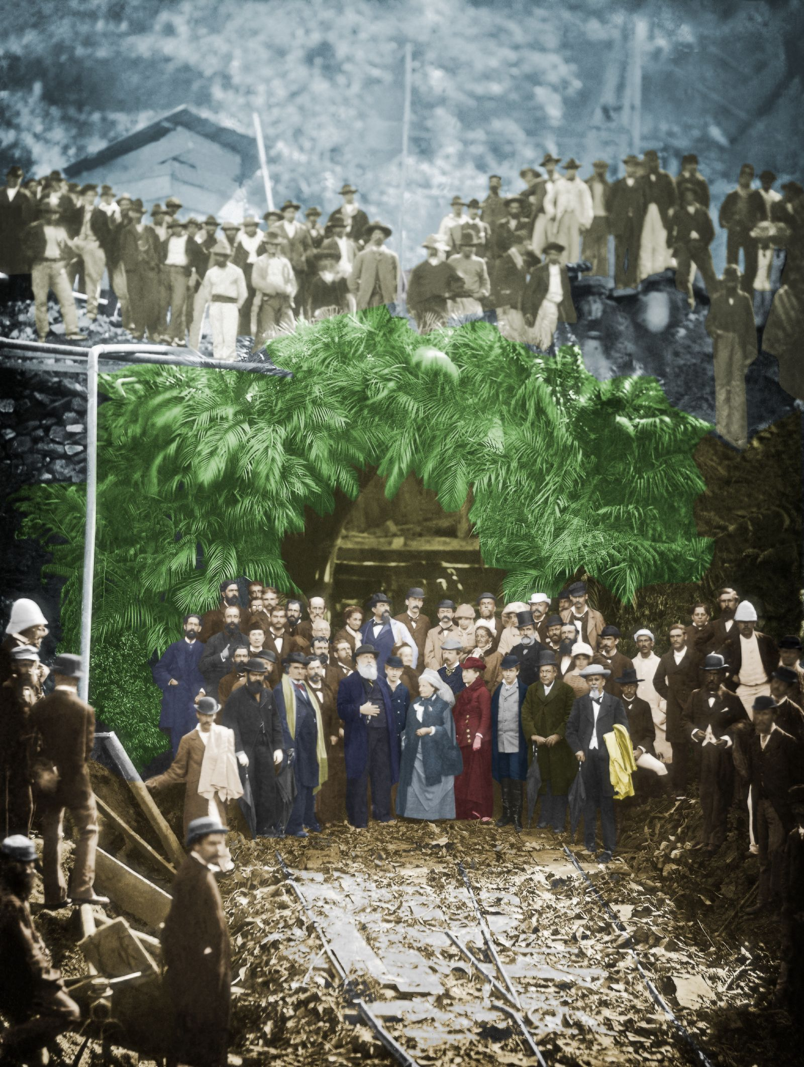 O dia em que Dom Pedro se enfiou no meio do mato para imortalizar uma das maiores obras de seu tempo