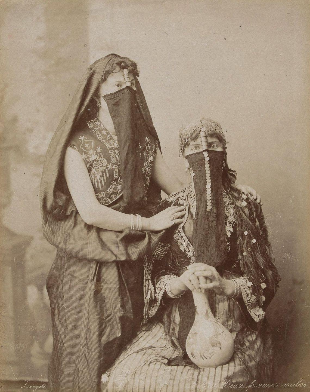 Magníficas imagens capturam as maravilhas antigas e modernas do século XIX no Egito 03