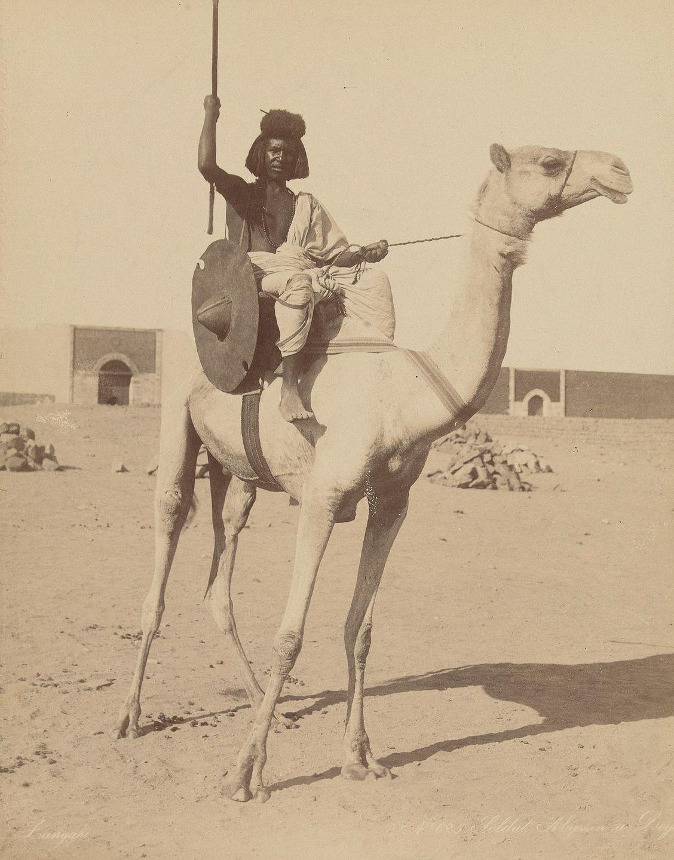 Magníficas imagens capturam as maravilhas antigas e modernas do século XIX no Egito 07