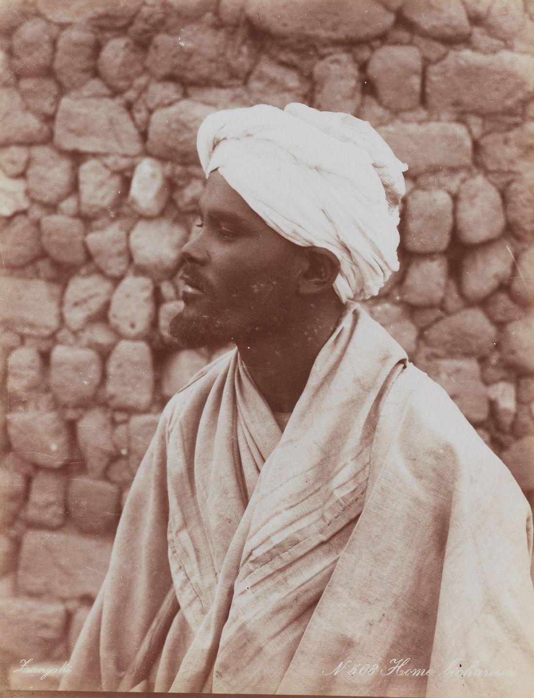 Magníficas imagens capturam as maravilhas antigas e modernas do século XIX no Egito 13