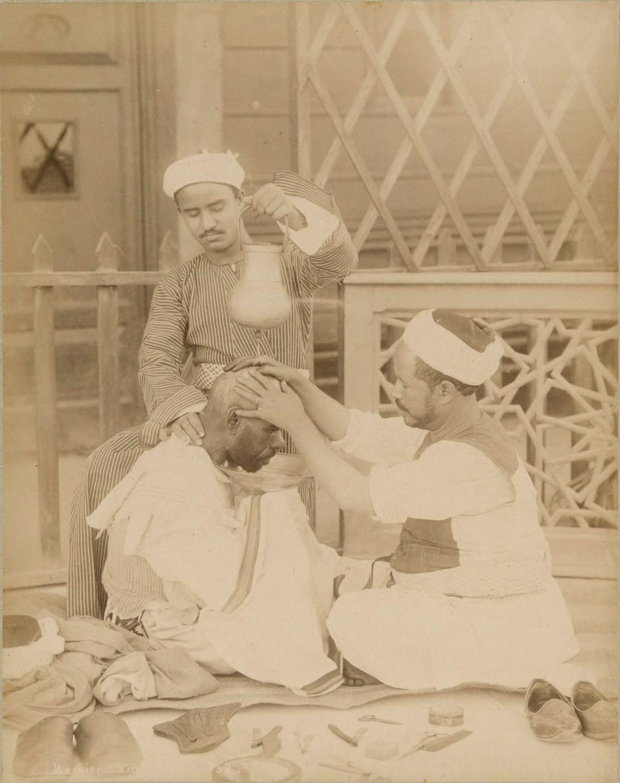 Magníficas imagens capturam as maravilhas antigas e modernas do século XIX no Egito 16