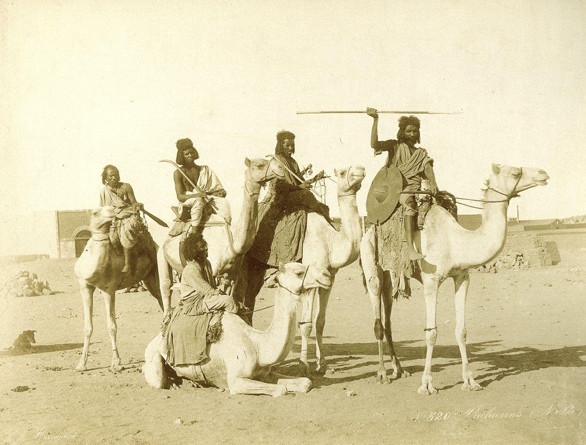 Magníficas imagens capturam as maravilhas antigas e modernas do século XIX no Egito 22