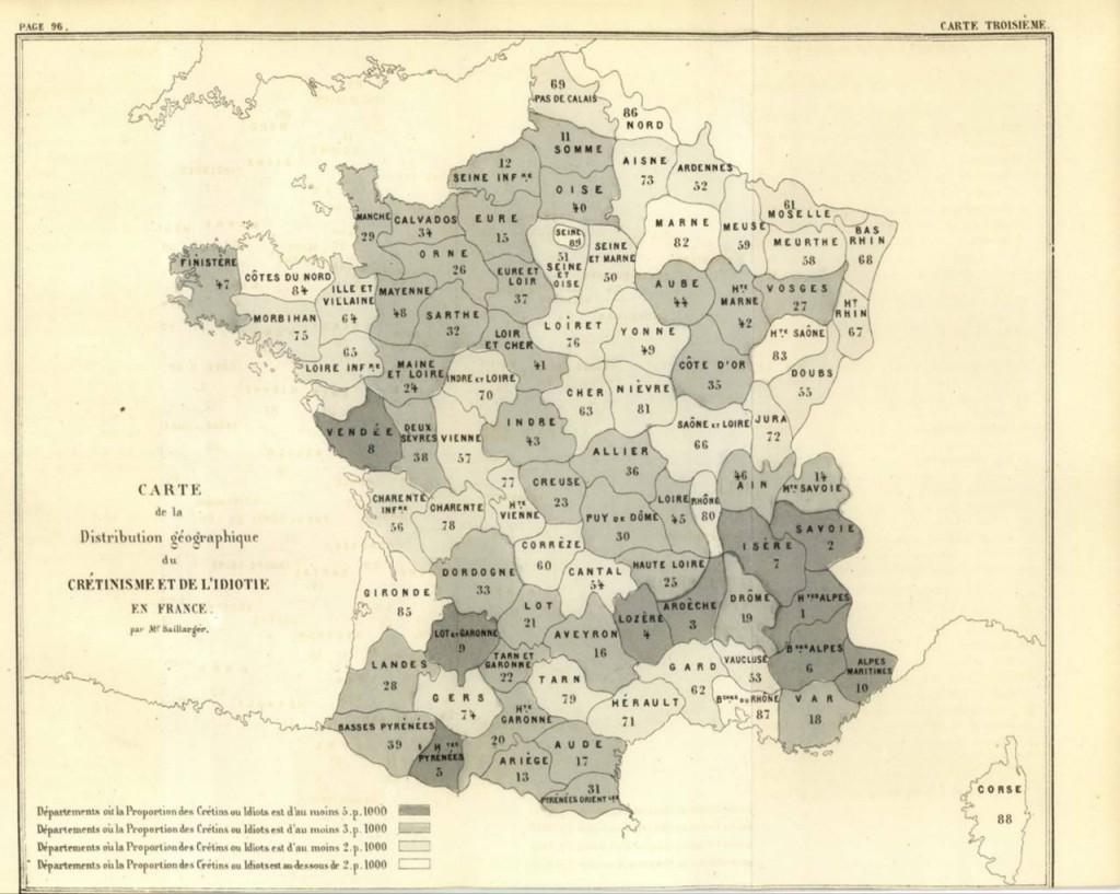 A história esquecida do cretinismo, a doença que em um dia assolou os confins dos Alpes