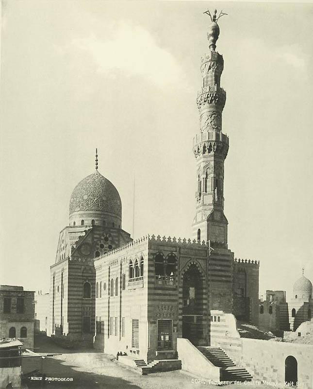 Incríveis fotos do Egito de 1870 01