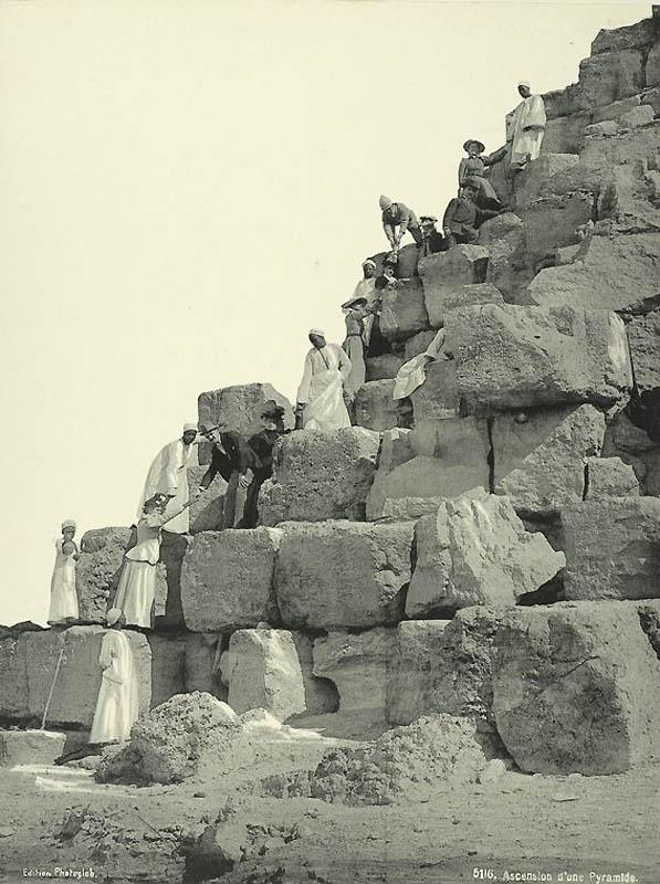 Incríveis fotos do Egito de 1870 09