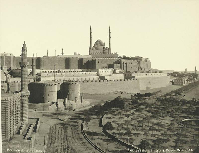 Incríveis fotos do Egito de 1870 10