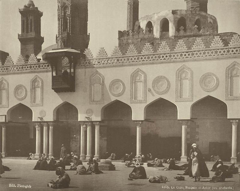 Incríveis fotos do Egito de 1870 11