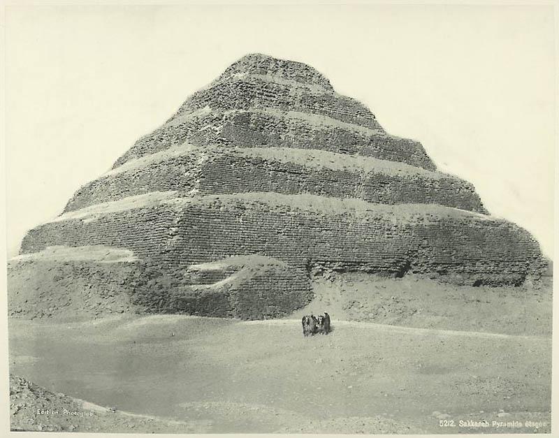 Incríveis fotos do Egito de 1870 14