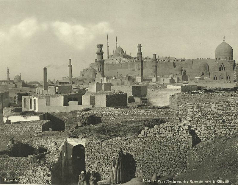 Incríveis fotos do Egito de 1870 20