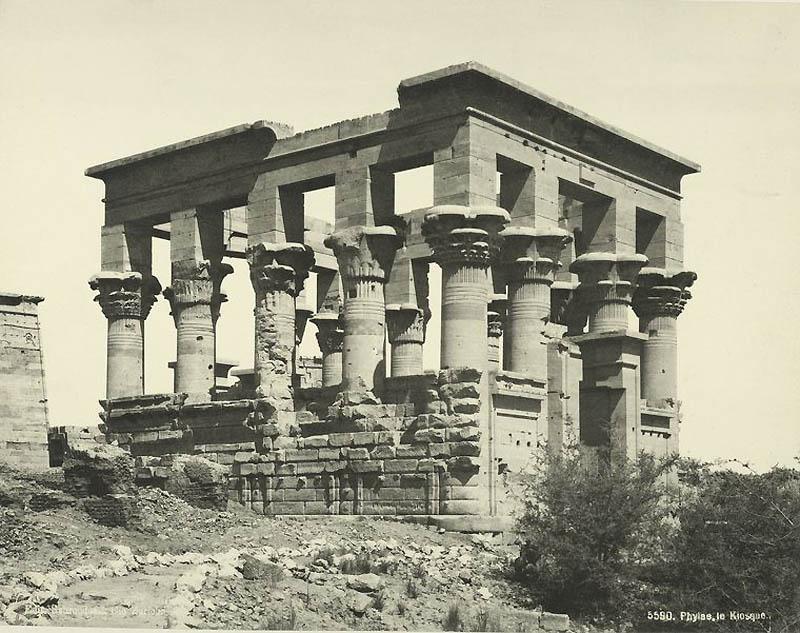 Incríveis fotos do Egito de 1870 23