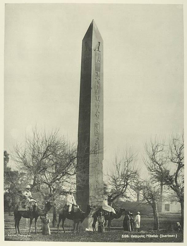 Incríveis fotos do Egito de 1870 24