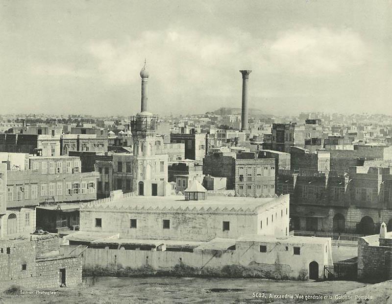 Incríveis fotos do Egito de 1870 25