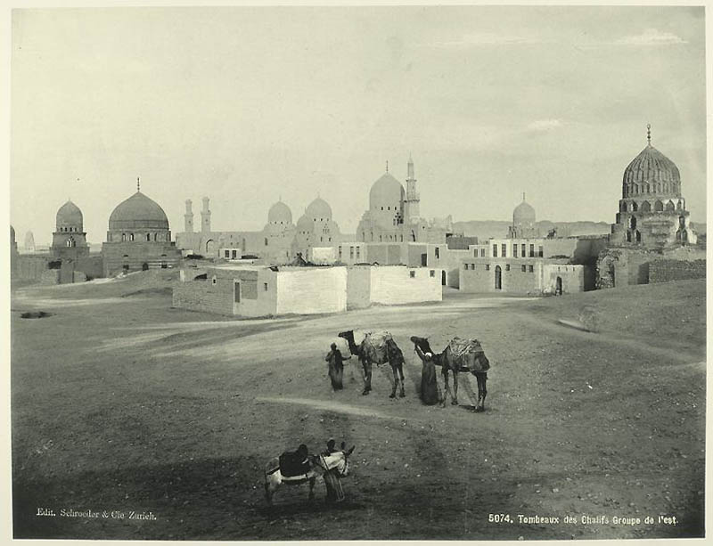 Incríveis fotos do Egito de 1870 26
