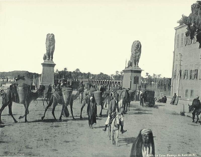 Incríveis fotos do Egito de 1870 27