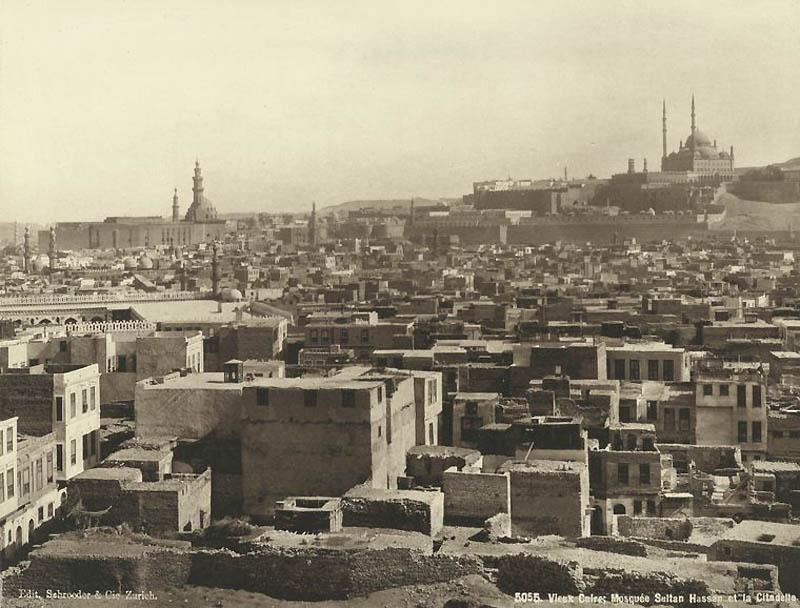 Incríveis fotos do Egito de 1870 28
