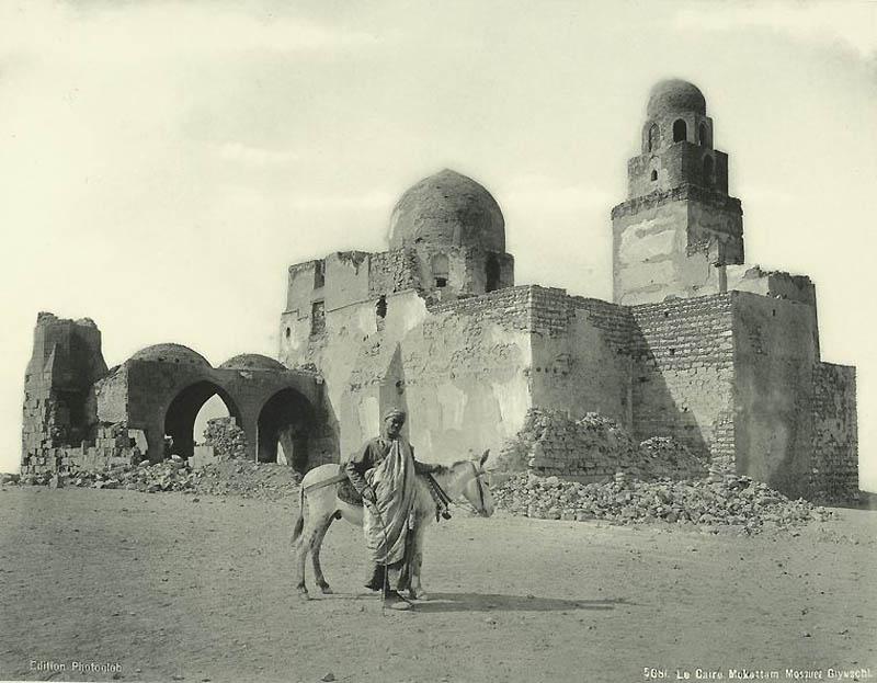 Incríveis fotos do Egito de 1870 30