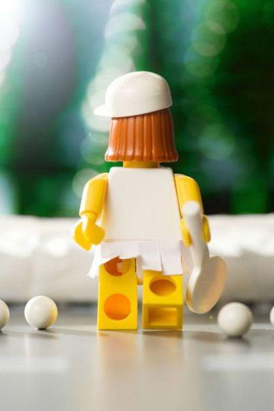Fotografias que contam história transladadas ao Lego 05