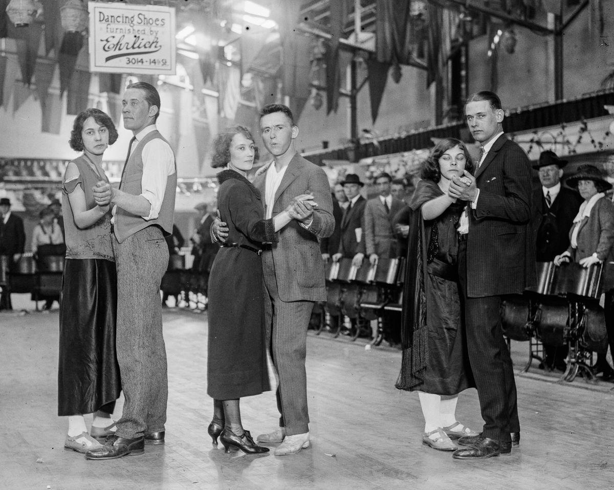 As loucas maratonas de dança da Grande Depressão 03