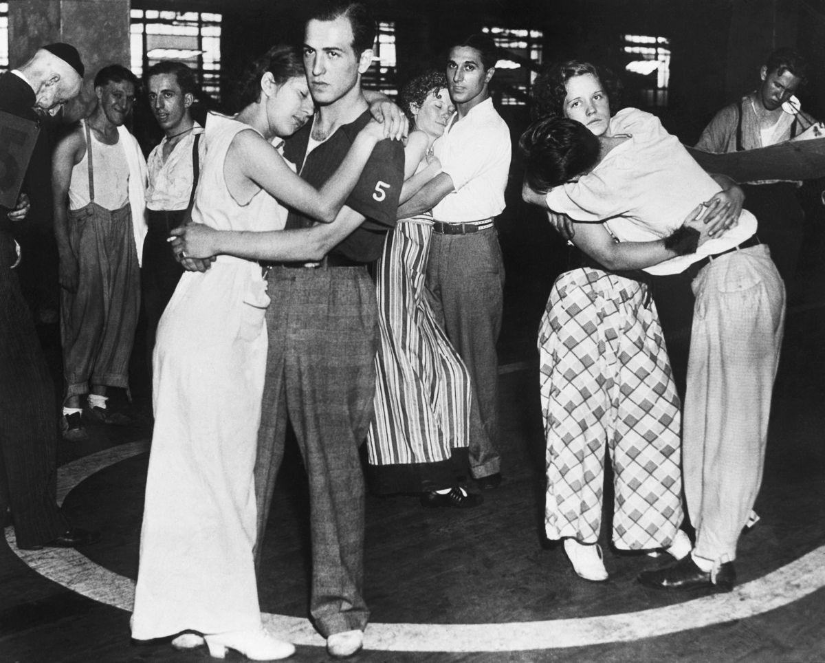 As loucas maratonas de dança da Grande Depressão 04