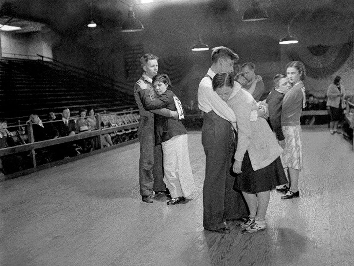 As loucas maratonas de dança da Grande Depressão 06
