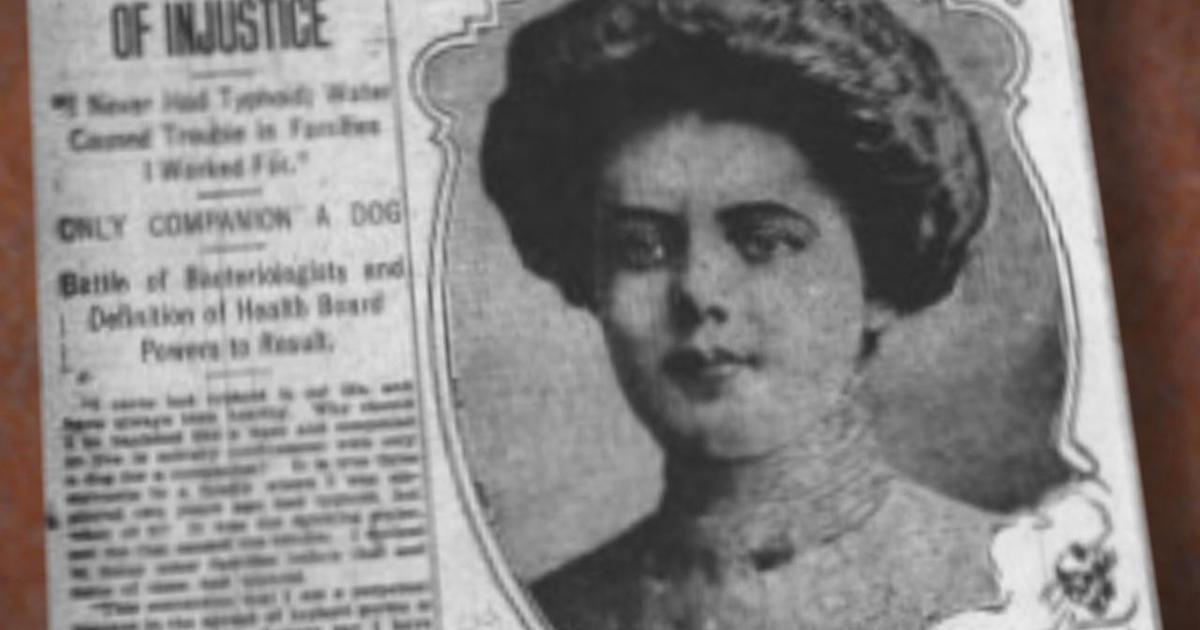 Maria Tifóide - A mulher mais perigosa da América