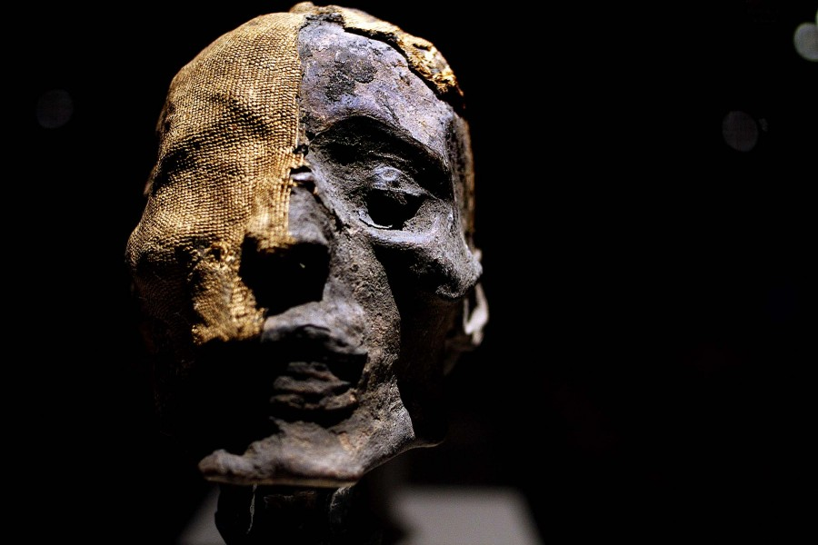 A exposição Múmias do Mundo