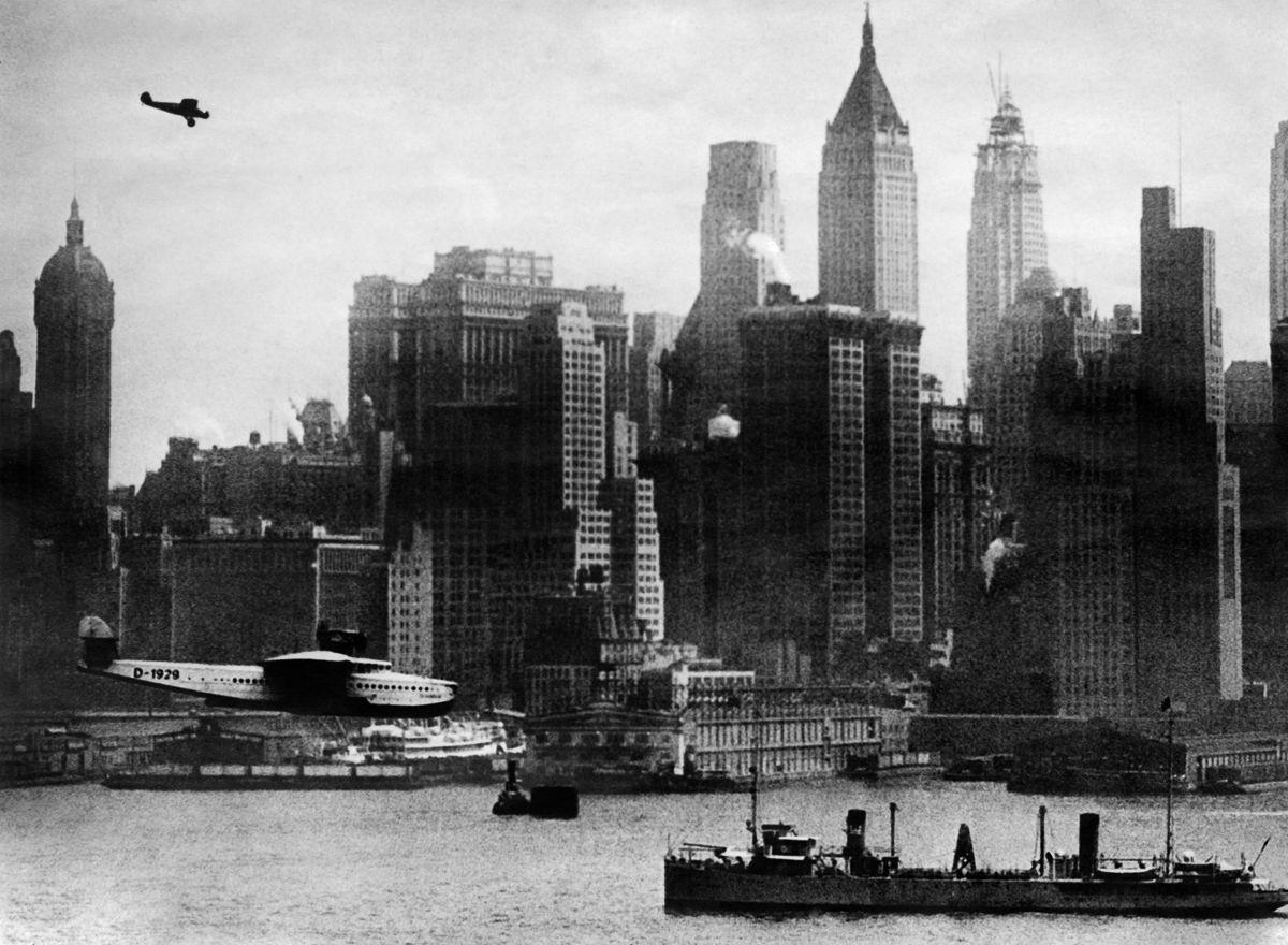 Este enorme barco voador luxuoso foi o maior e mais pesado do mundo 19