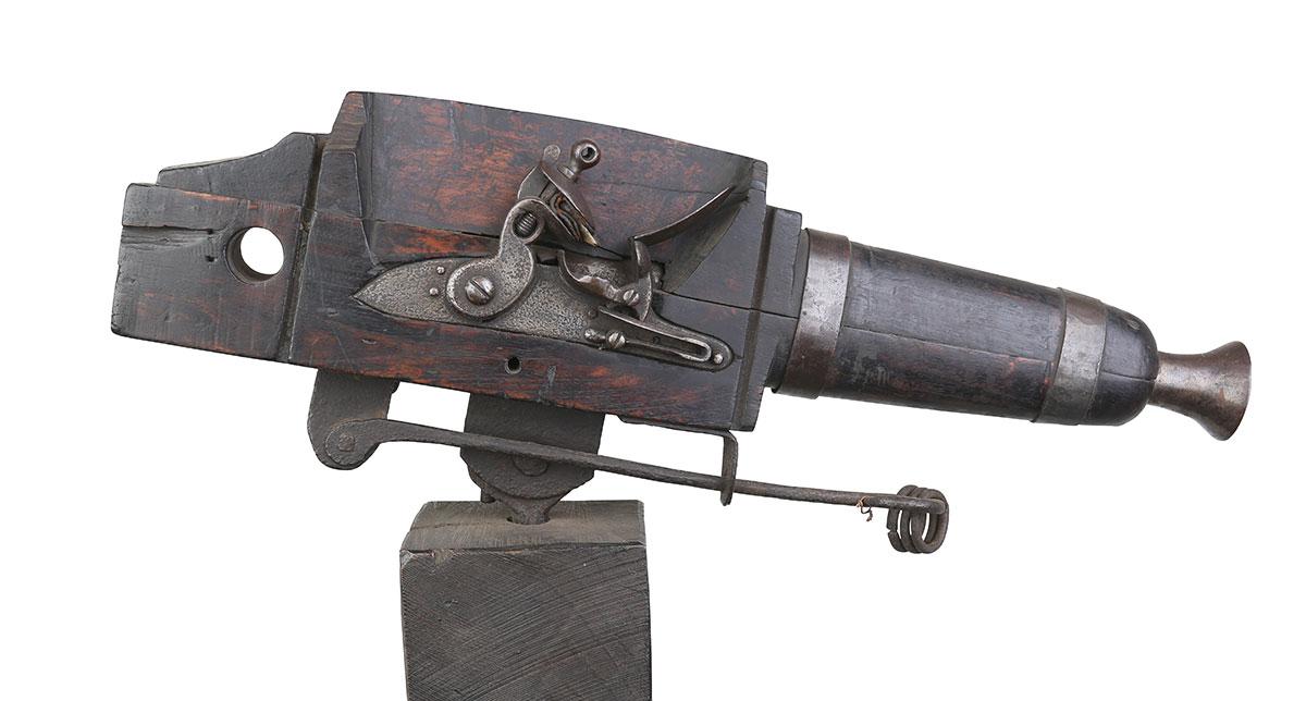 Armas de cemitério: uma defesa contra ladrões de túmulos nos séculos 18 e 19
