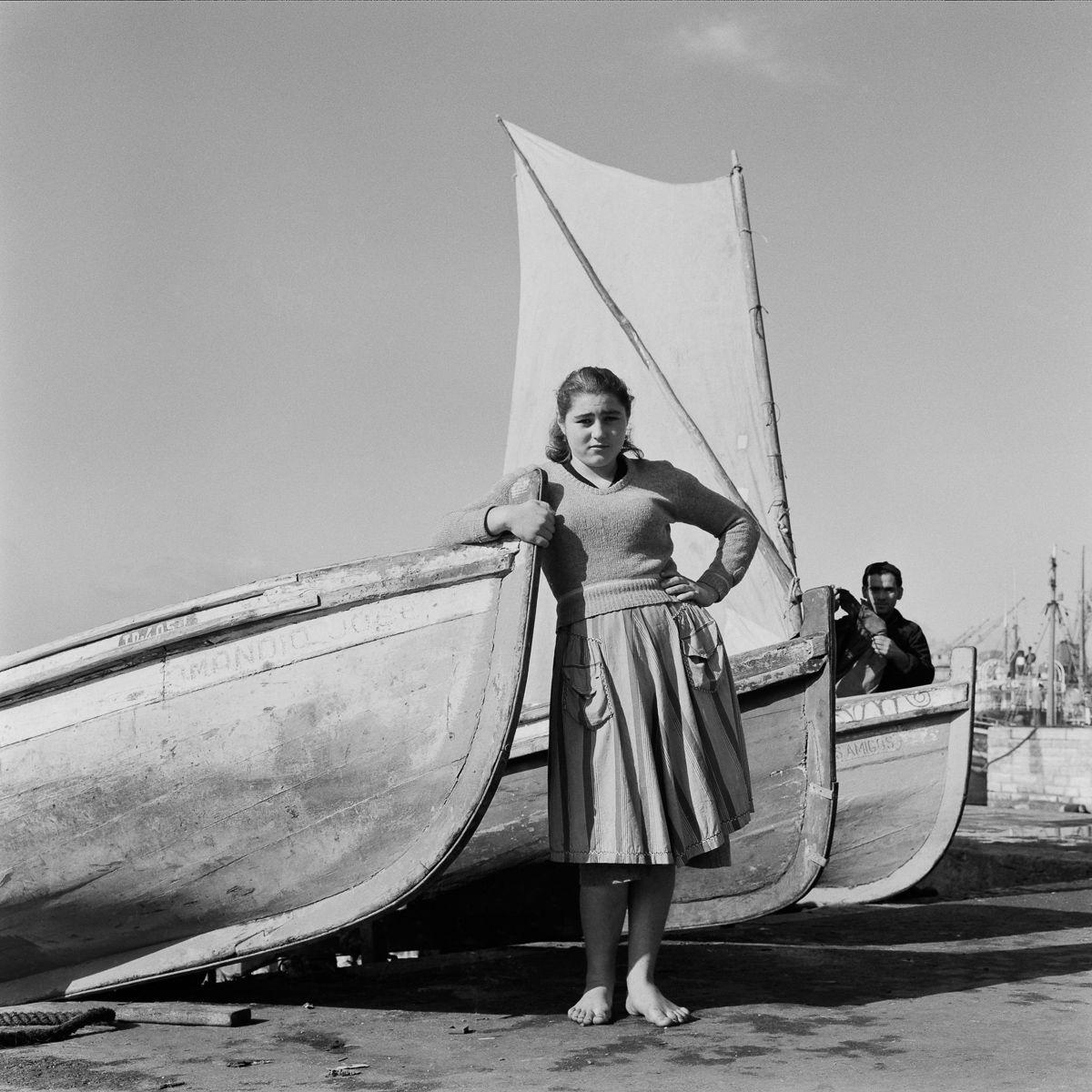 Fotografias deslumbrantes capturam a cultura da pesca dos anos 50 em Portugal 02