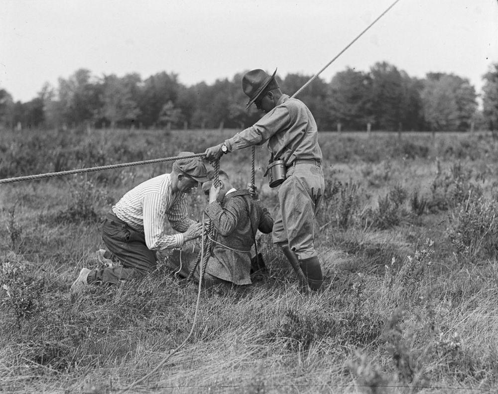 Na Primeira Guerra Mundial desenvolveram pipas de içamento para que homens pudessem fazer reconhecimento aéreo 04
