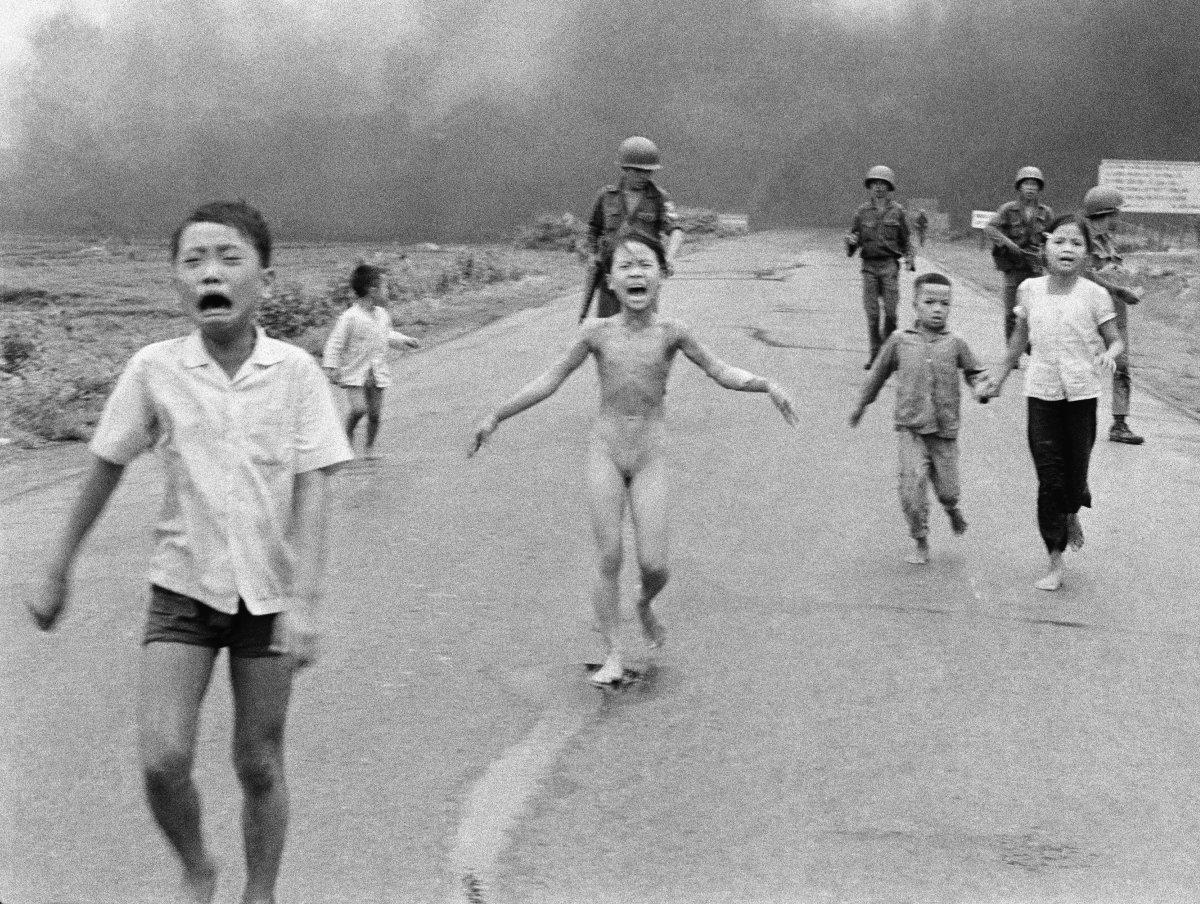20 fotos ganhadoras do Pulitzer que chocaram o mundo 10