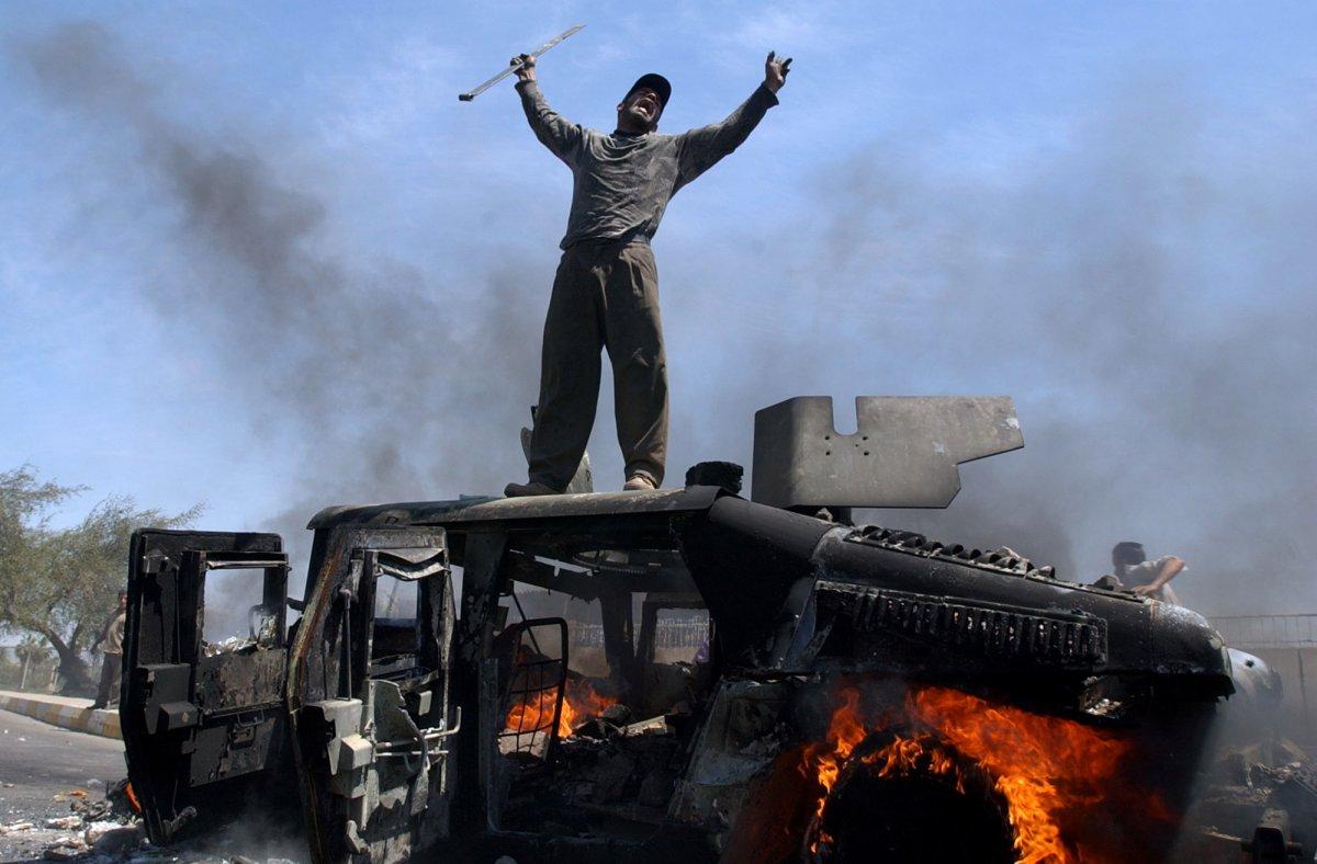 20 fotos ganhadoras do Pulitzer que chocaram o mundo 14